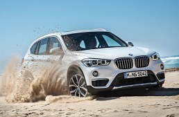 All-new BMW X1 gives GLA the shivers. Full details and pictures