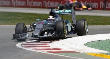 Canada F1: Hamilton goes back to leading