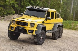 Mercedes-Benz G 63 AMG 6×6 and Mansory proove there's always room for more