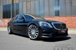 MEC's take on the still new Mercedes-Benz S-Class
