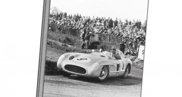 A new book about the legendary Mercedes-Benz 300 SLR