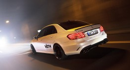 Mercedes-Benz E 500 according to VATH