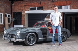 Gullwing 300 SL shines at Wilton Classic and Supercar Show