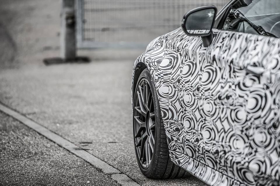 "The Mercedes-AMG C63 S Coupe could be ""something fast"""