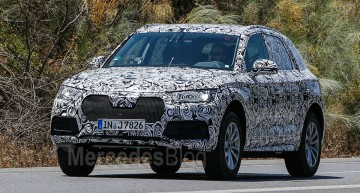 Audi Q5 isn't giving too much breathing room to the new GLC
