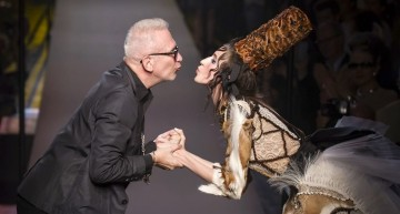 Mercedes-Benz Fashion Week brings bizarre looks and crazy hairdos!