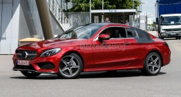 We reveal the all-new C-Class Coupe. THIS IS IT!