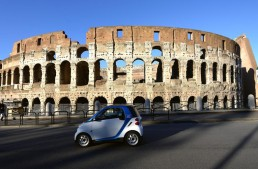 Car2Go goes away from the suburbs of Rome