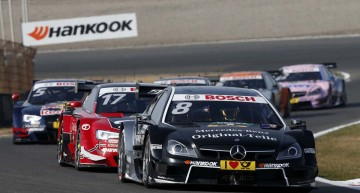 Not quite a good weekend for Mercedes-AMG. A perfect one for BMW