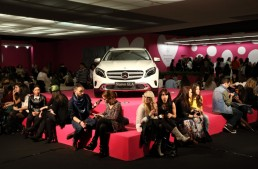 20 years of fashion for Mercedes-Benz