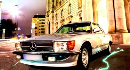 The Mercedes-Benz 450 SLC – Love Story