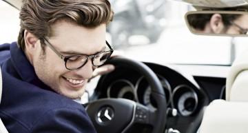 Life looks premium through the Mercedes-Benz glasses
