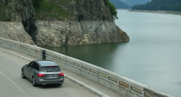 1,600 km in a Mercedes C 220 BlueTec T-Model around the charming Romania