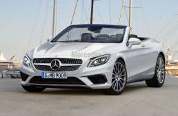 All-new Mercedes-Benz S-Class Cabrio revealed