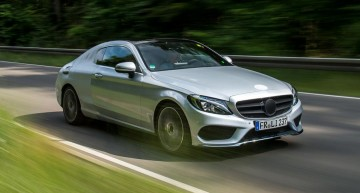 Hot new C-Class Coupe already tested by Autocar