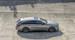 Do you like the CLS Shooting Brake? Bad luck, then