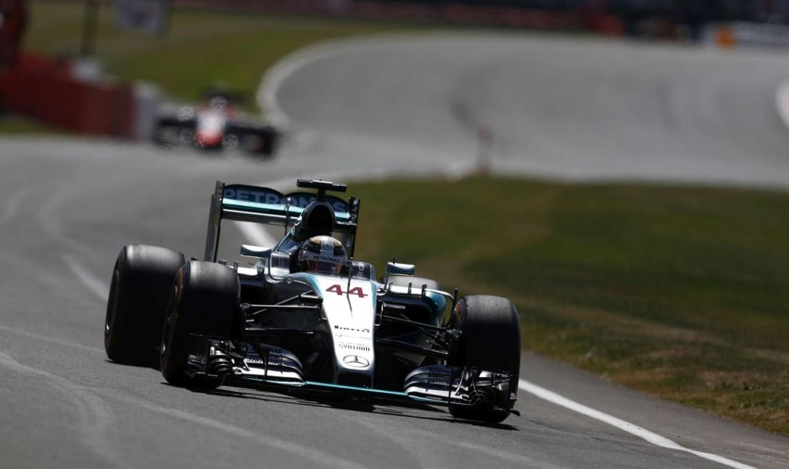 Formula 1 Great Britan qualifying: Hamilton in pole at Silverstone