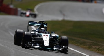 Formula 1 Great Britan qualifying: Hamilton in pole at Silverstone