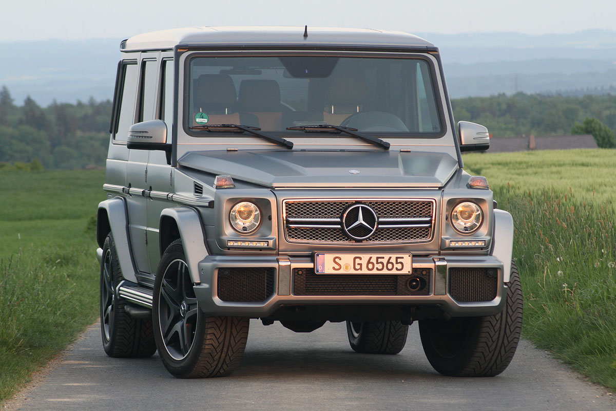autoblog reviews the 2015 mercedes-benz g 65 amg - mercedesblog
