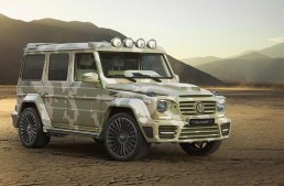 A G-Class from Mansory actually worth considering