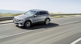 Tons of new images of the Mercedes-Benz GLC