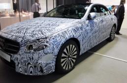 Next-gen E-Class is the climax of automotive gadgetry