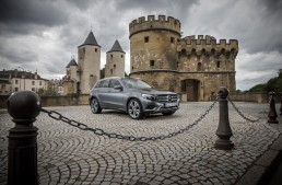 2015 Mercedes-Benz GLC review. Hail to the king!