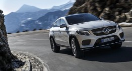 FIRST TEST Mercedes-Benz GLE Coupe driven in Austria