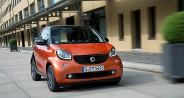 How fast is the Smart Turbo DCT? Acceleration test