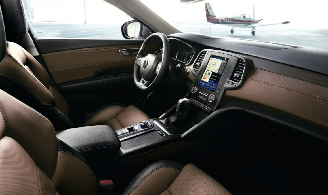 Mercedes-Benz helps Renault create better interiors