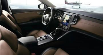 Mercedes-Benz helps Renault create better interiors