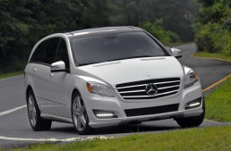 AM General began production of the R-Class in Indiana plant