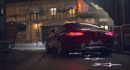 Catching stars with the Mercedes-AMG GT