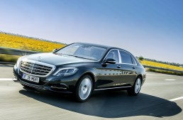 Huge success for Mercedes-Maybach