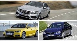 February 2016 sales: Mercedes remain the leader in the premium car market after two months