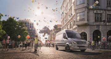 The Sprinter sprints to its 20th anniversary with a special edition