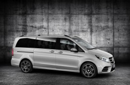 Sport for family and business: Mercedes V-Class AMG Line