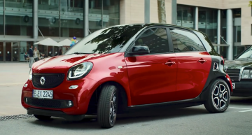 smart ForFour: So smart you forget it's a four-seater