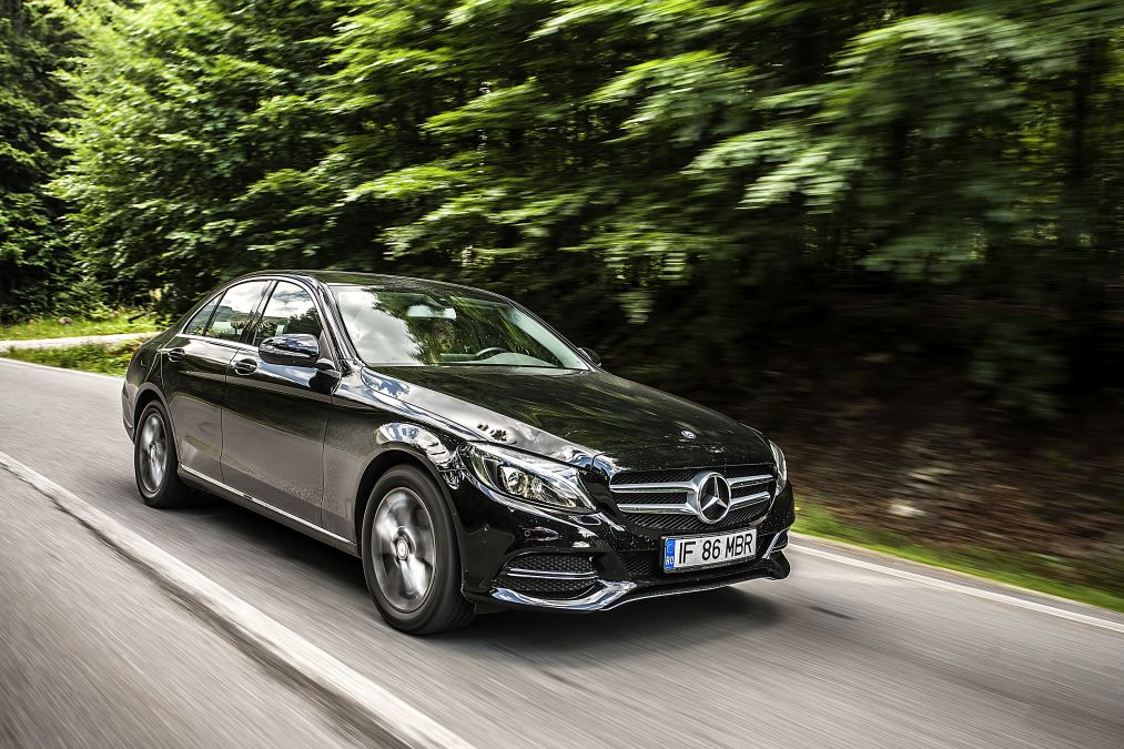 Mercedes C 180 d review