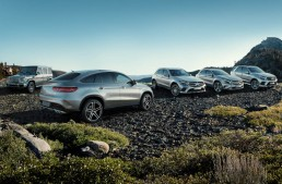 One big happy SUV family