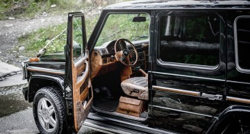 Old-school G-Class – Childhood memories of the oldest SUV