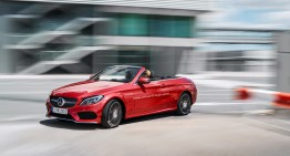 2017 C-Class Cabrio and Mercedes-AMG C 43 coming to Geneva