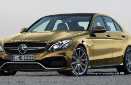 Mercedes-AMG E 63 secrets revealed. 600 HP twin-turbocharged V8
