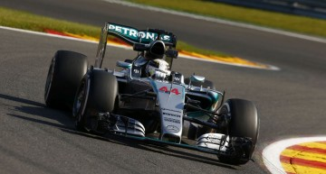 Belgium GP qualifying: Hamilton in command, breaking 6 consecutive pole record