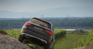 Is the Mercedes-Benz GLC currently a better choice than the GLE?