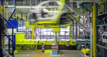 Mercedes intent to sale or close smart plant in France