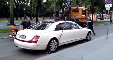 Know your Maybach facts or you might embaras yourself