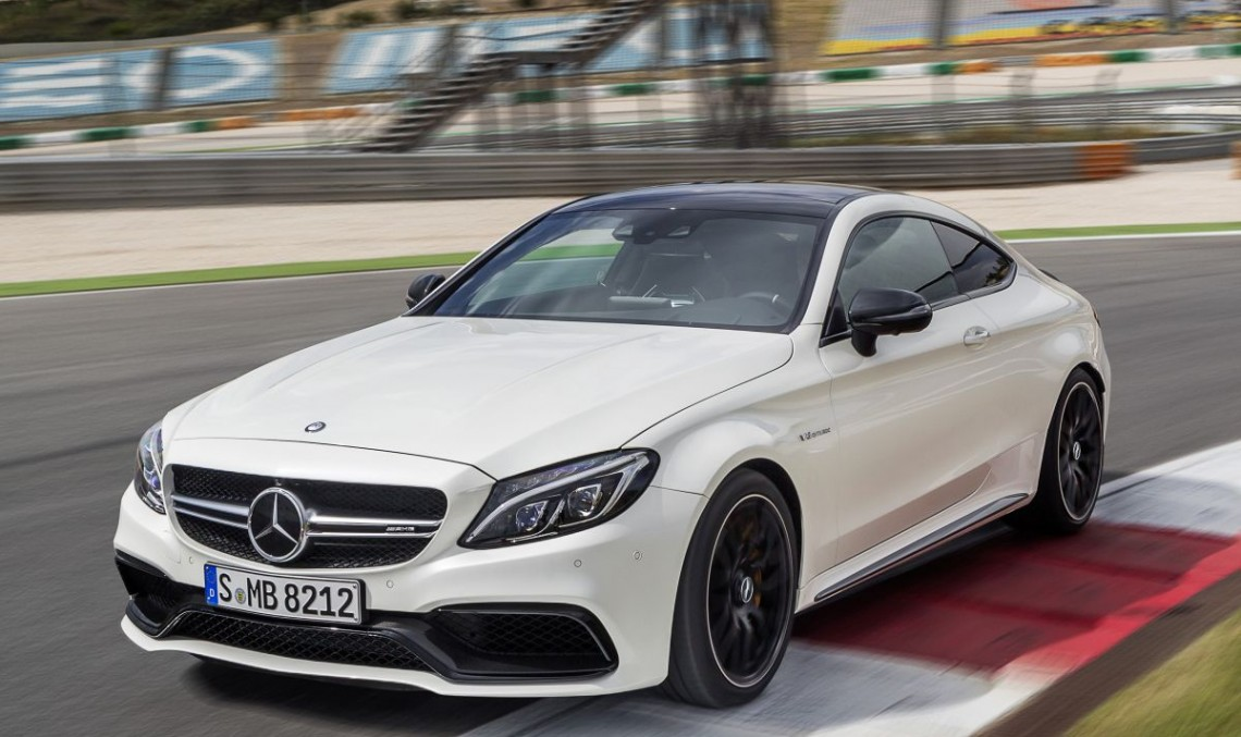 Elevate Your Game The Latest Mercedes Benz C Class Coupe Video