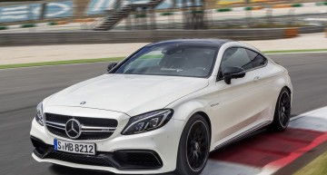 Elevate your game – the latest Mercedes-Benz C-Class Coupe video