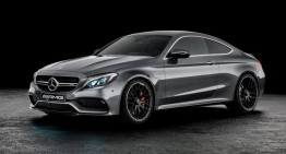 OFFICIAL. Mercedes-AMG C 63 Coupe is here